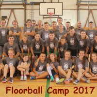 2017-08 Floorball sport camp